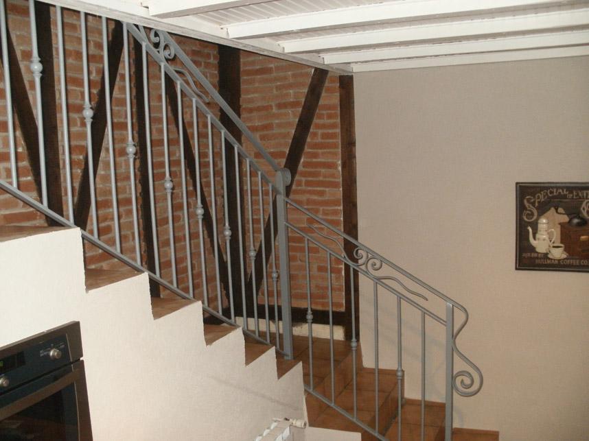 rampe escalier fer forge max min. Black Bedroom Furniture Sets. Home Design Ideas